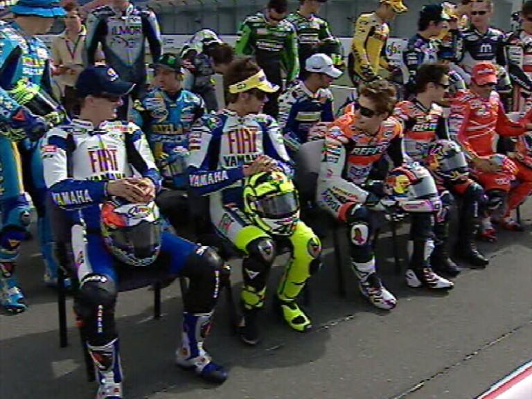 MotoGP Photo Session