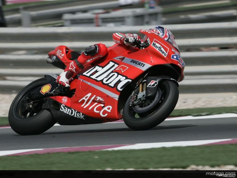 MotoGP - Circuit Action Shots - GRAND PRIX OF QATAR