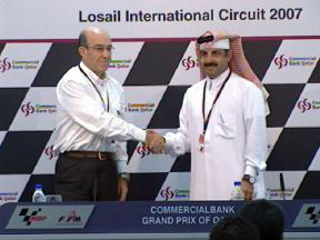 Qatar Federation officially welcome MotoGP