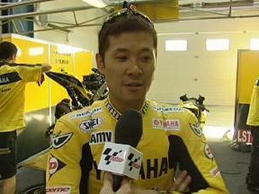 Makoto TAMADA post QP