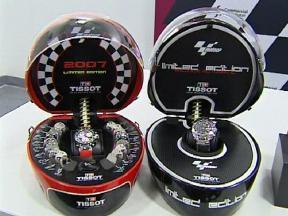 Tissot launch official 2007 MotoGP range