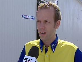 Jean-Philippe Weber, Michelin´s Director of Motorcycle Racing