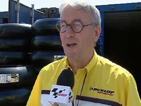 Department Manager Jeremy Ferguson, Dunlop Motorsport