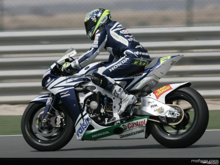 MotoGP - Circuit Action Shots - Commercialbank Grand Prix of Qatar