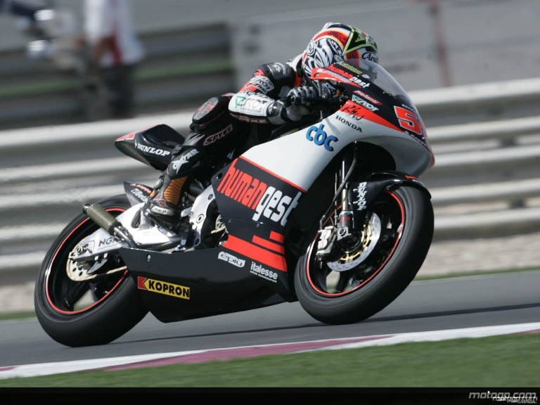 250cc - Circuit Action Shots - Commercialbank Grand Prix of Qatar