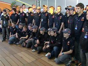 Red Bull MotoGP Rookies Cup presentation