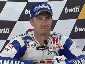 Colin EDWARDS after race