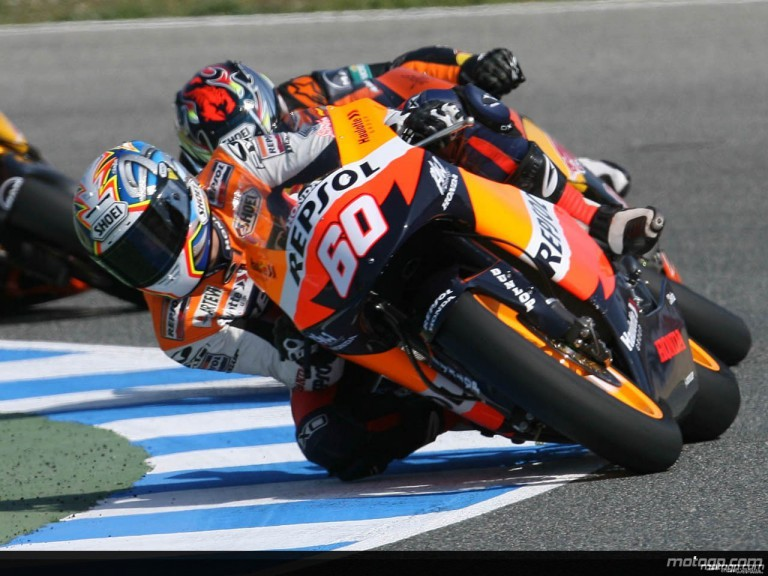 250cc - Circuit Action Shots - Gran Premio bwin.com de España