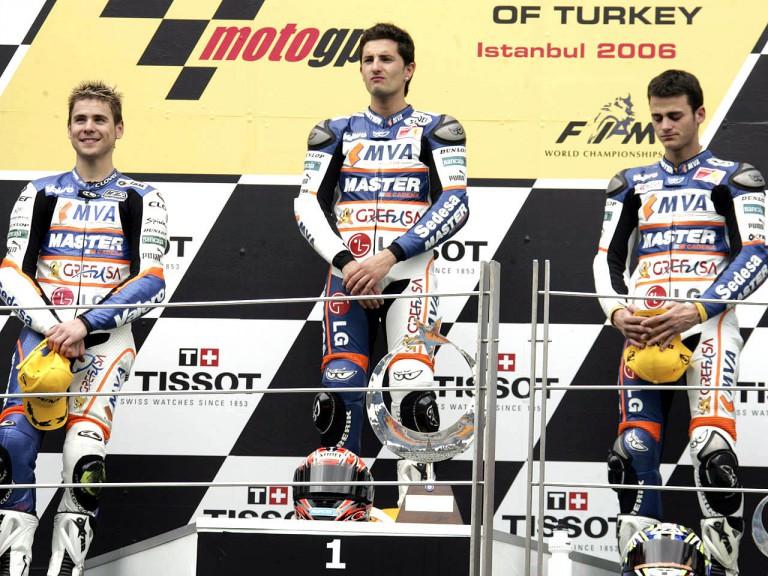 Istanbul podium 2006