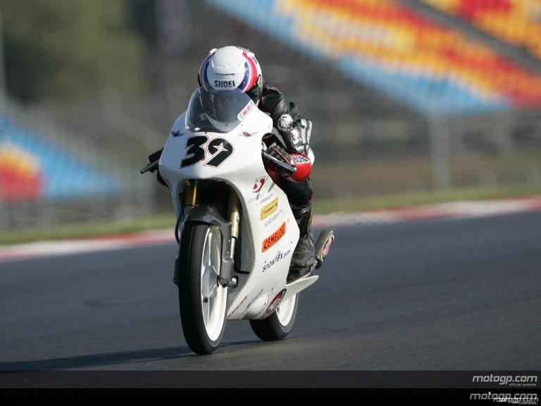 125cc - Circuit Action Shots - Gran Prix of Turkey