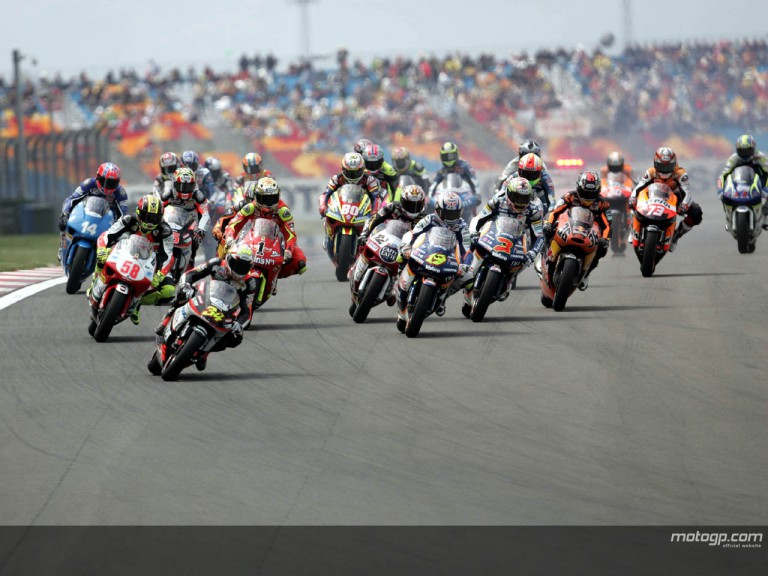 250cc- Circuit Action Shots - Gran Prix of Turkey
