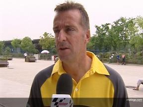 Hervé Poncharal, Dunlop Yamaha Tech3 Team Manager