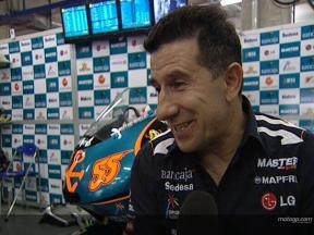 Jorge Martinez Aspar, Master Mapfre Aspar Team Principal