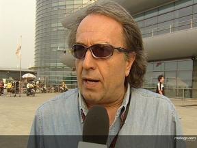 Carlo Pernat, Loris Capirossi´s manager