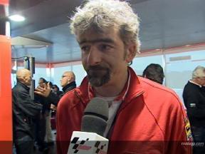 Gigi dall´Igna, Aprilia Technical Director