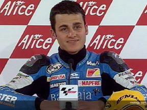 Sergio GADEA after race