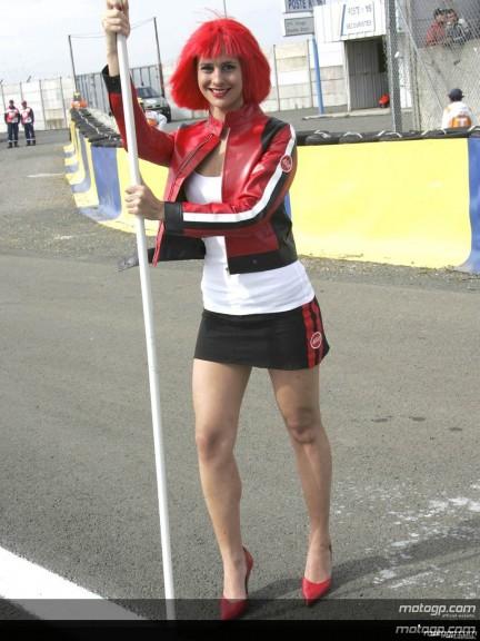 Paddock Girls - Le Mans