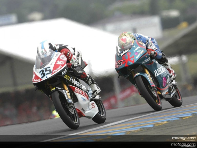 125cc - Circuit Action Shots - Alice Grand Prix de France
