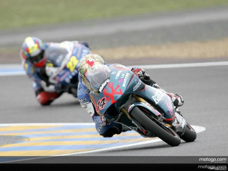 125cc - Circuit Action Shots - Alice Grand Prix de France