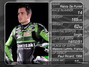 La Kawasaki de Randy De Puniet