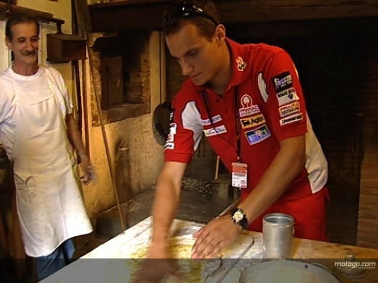 Hofmann & Checa´s Italian cookery class