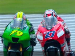 Il meglio delle prime prove di MotoGP  QP - Video Clip