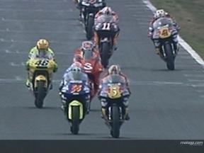Biaggi vs. Rossi: deadly rivals