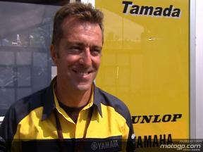 Tech 3 renews with Yamaha