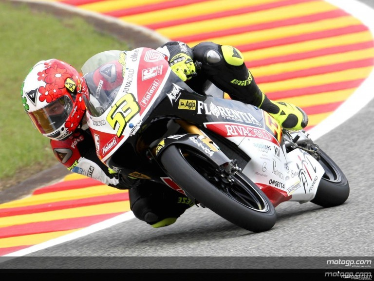 125cc - Circuit Action Shots -  Gran Premio d´Italia  Alice