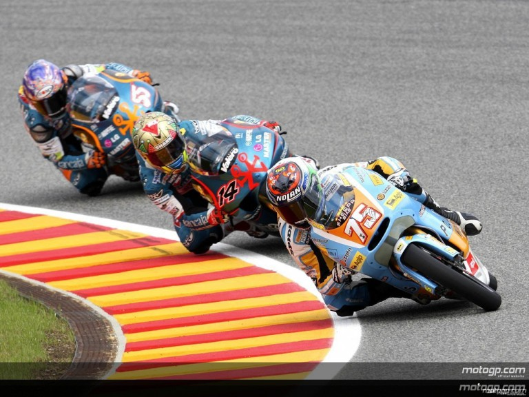 125cc - Circuit Action Shots -  Gran Premio d´Italia  Alice