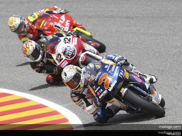 250cc - Circuit Action Shots -  Gran Premio d´Italia  Alice
