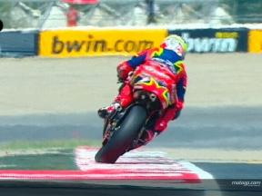 Hector BARBERA  during QP1