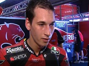 Lukas PESEK  after QP1