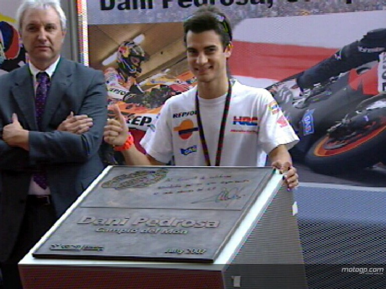 Pedrosa acknowledged at home circuit