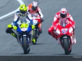 Vidéo Résumé  (course MotoGP)