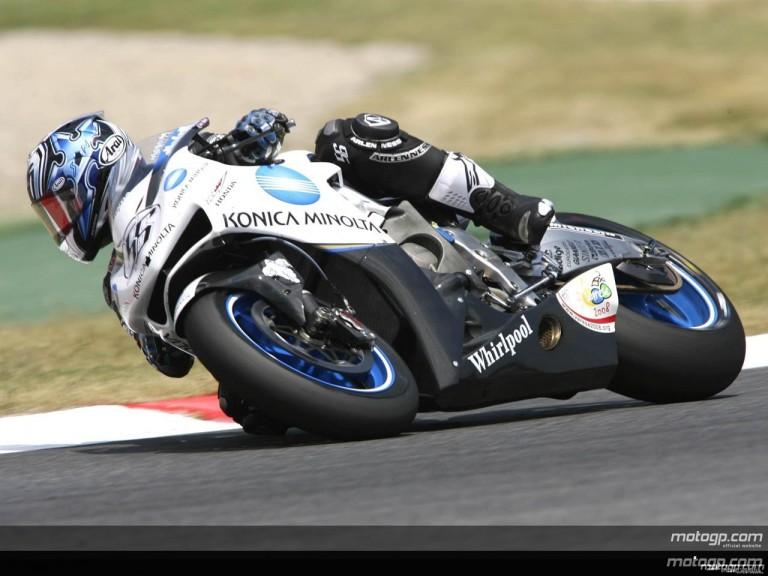MotoGP - Circuit Action Shots -  Gran Premi Cinzano de Catalunya