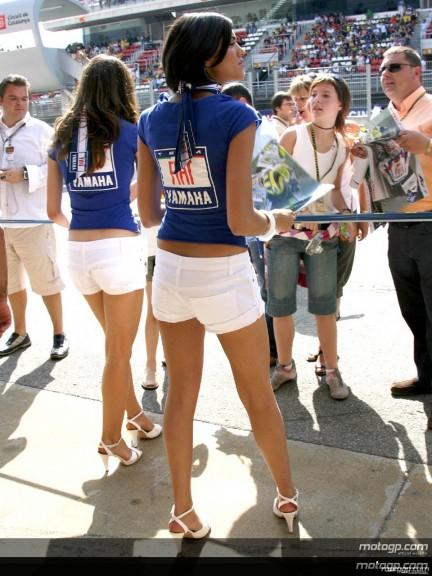 Paddock Girls - Catalunya