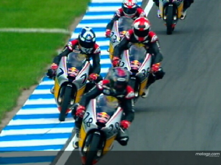 Red Bull MotoGP Rookies Cup Rd 3 Highlights