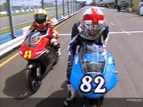 Lo mejor de la QP2 de 125cc  - Video Clip