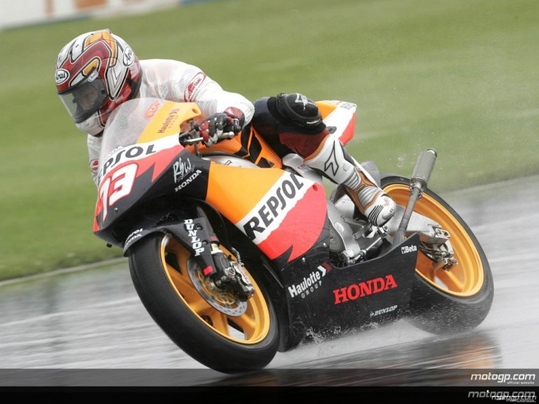 250cc - Circuit Action Shots -  British Grand Prix