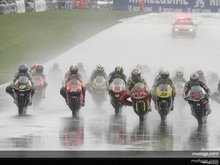 250cc - Circuit Action Shots -  British Grand Prix