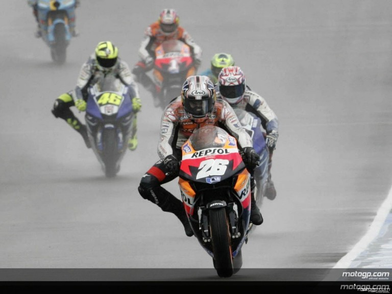 MOotoGP - Circuit Action Shots -  British Grand Prix