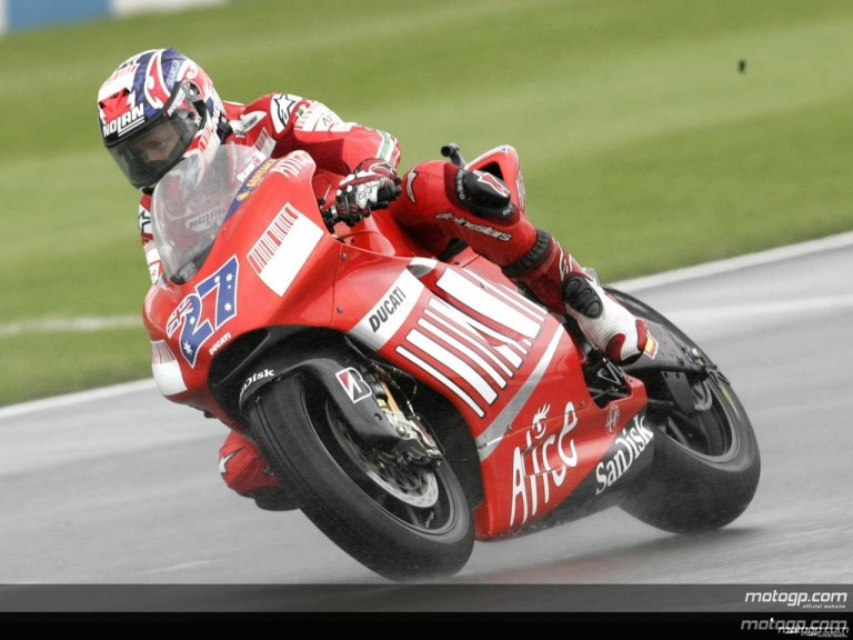 MOotoGP - Circuit Action Shots -  British Grand Prix