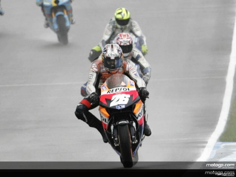 MotoGP - Circuit Action Shots -  British Grand Prix