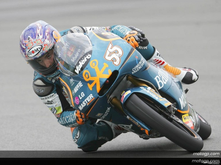 125cc - Circuit Action Shots -  British Grand Prix