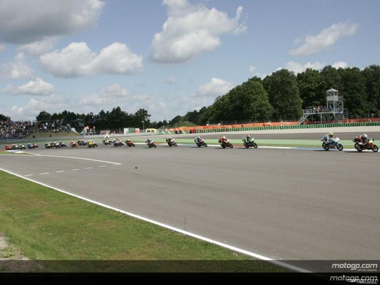 125cc - Circuit Action Shots -  A-Style TT Assen