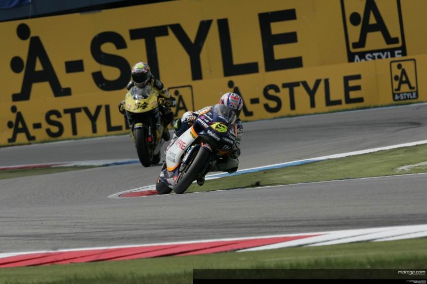 250cc - Circuit Action Shots -  A-Style TT Assen