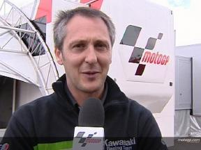Bartholemy on Kawasaki's 2008 ambition