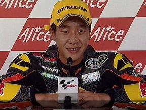 決勝レース:小山知良 インタビュー