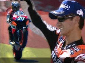 Video Highlights  (gara MotoGP)